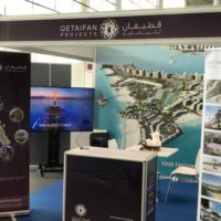 Qetaifan Projects booth