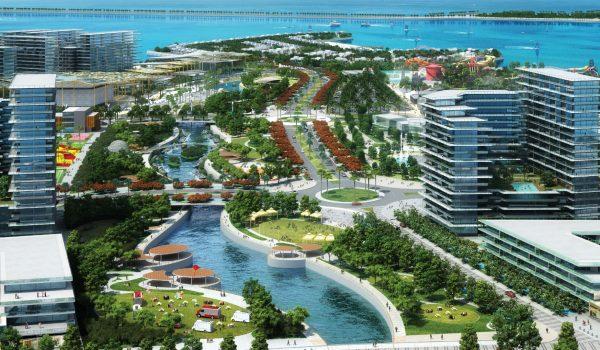Qetaifan Projects Linear Park