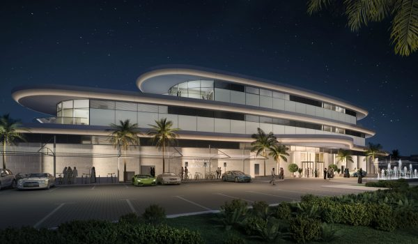 Qetaifan Projects Hotel