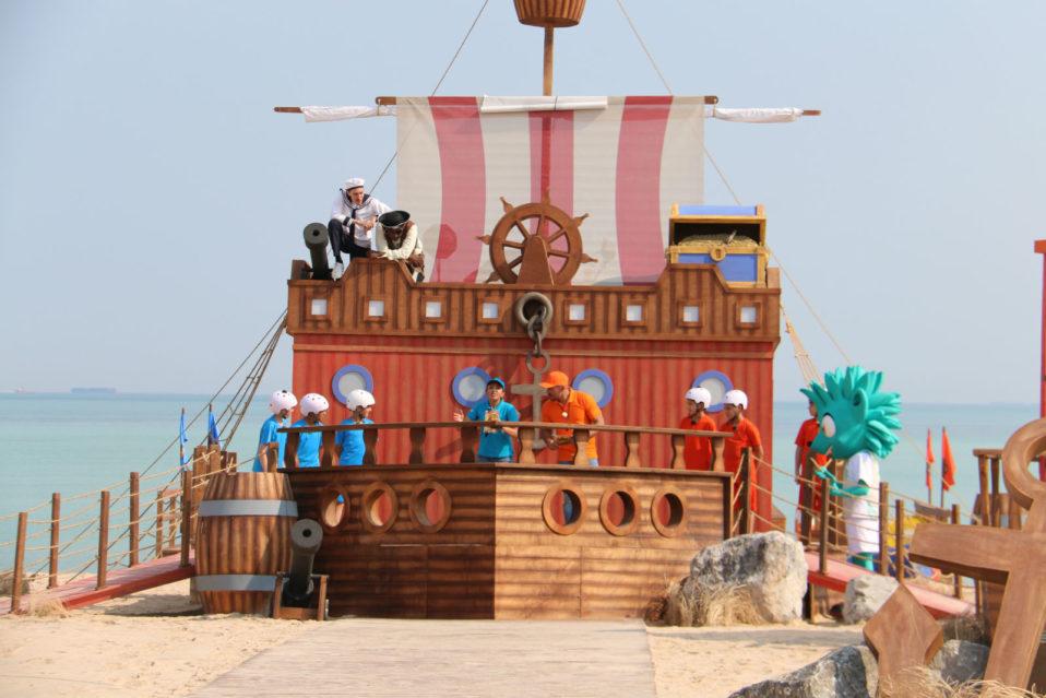 Qetaifan Projects Al Thahidi Walt Disney Event