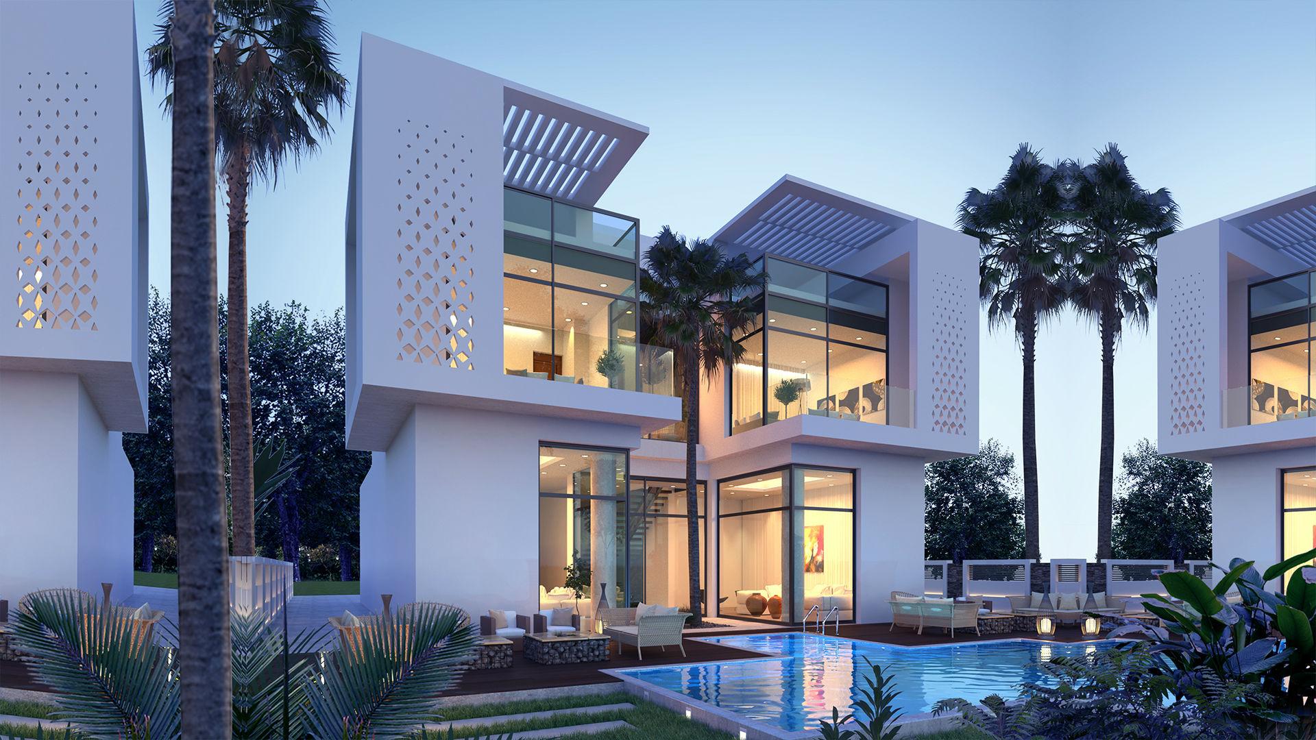 Qetaifan Villa
