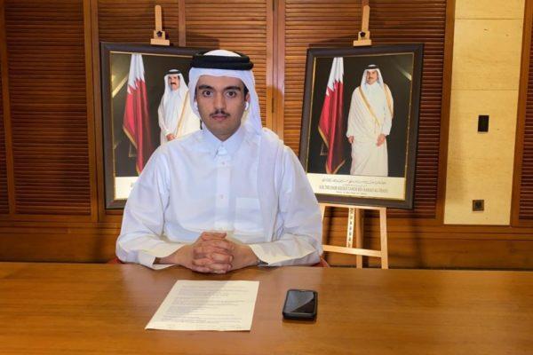 Sheikh Nasser bin Abdulaziz Al-Thani