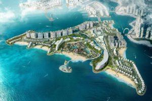 World Cup in Qatar, Qetaifan Island North close to Lusail Stadium