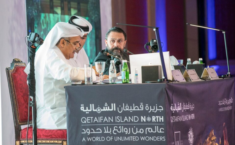 Qetaifan Island North's Sales Exceed One Billion Riyals