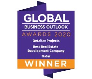 INTERNATINAL FINANCE AWARDS 2020 - BEST NEW REAL-ESTATE DEVELOPMENT COMPANY