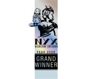 NYX MARCOM AWARDS YEAR 2020 - GRAND WINNER